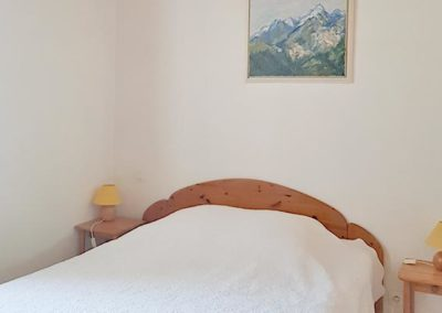 Room Bougainvilliers - double bed