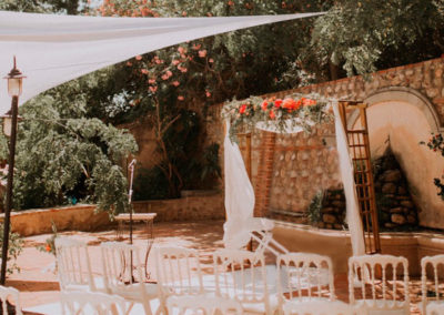Outdoor events and weddings